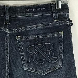 Rock And Republic Berlin Skinny leg Jeans